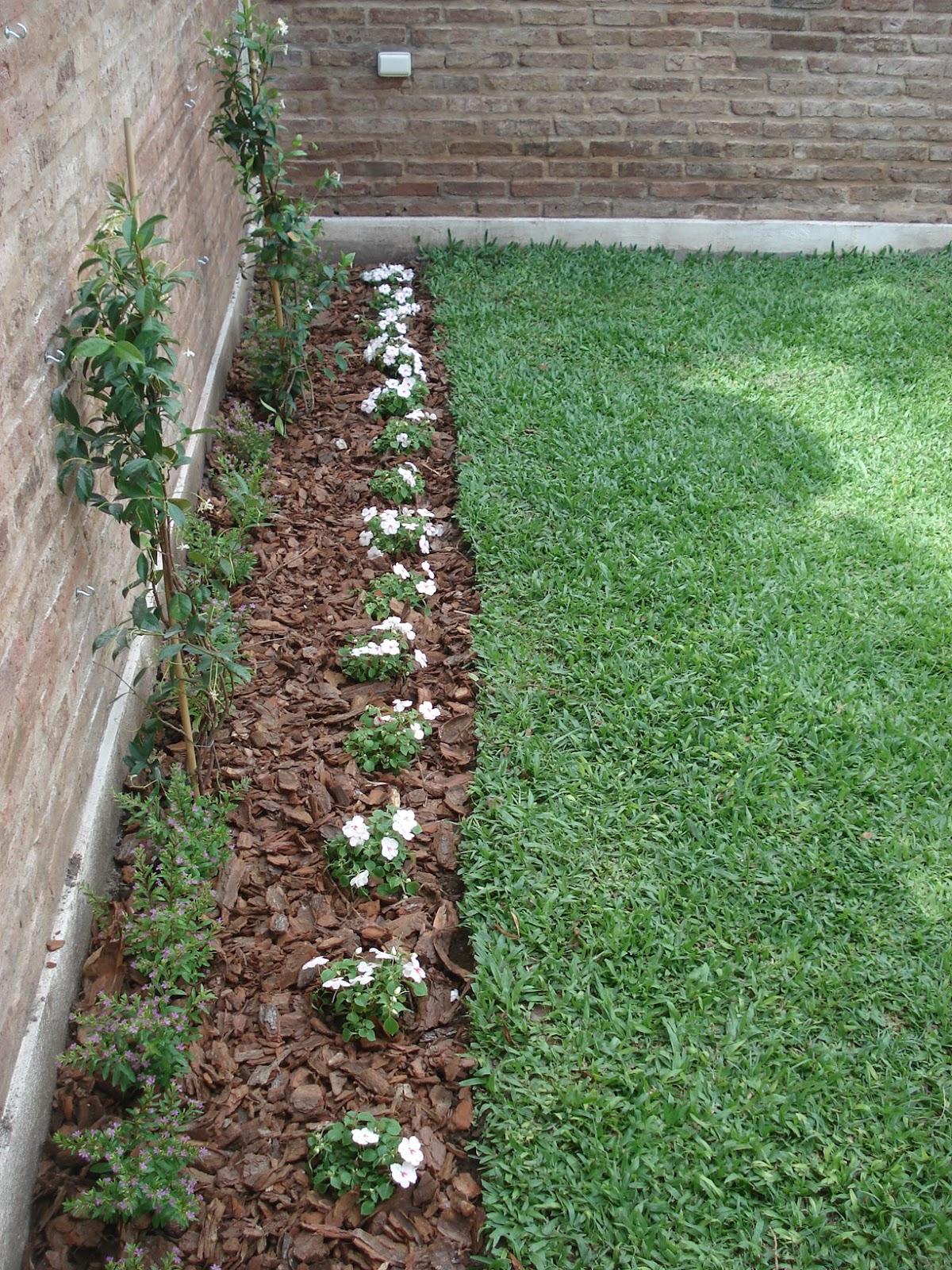 Reverdir jardineria y paisajismo jardin zig zag for Canteros de jardin