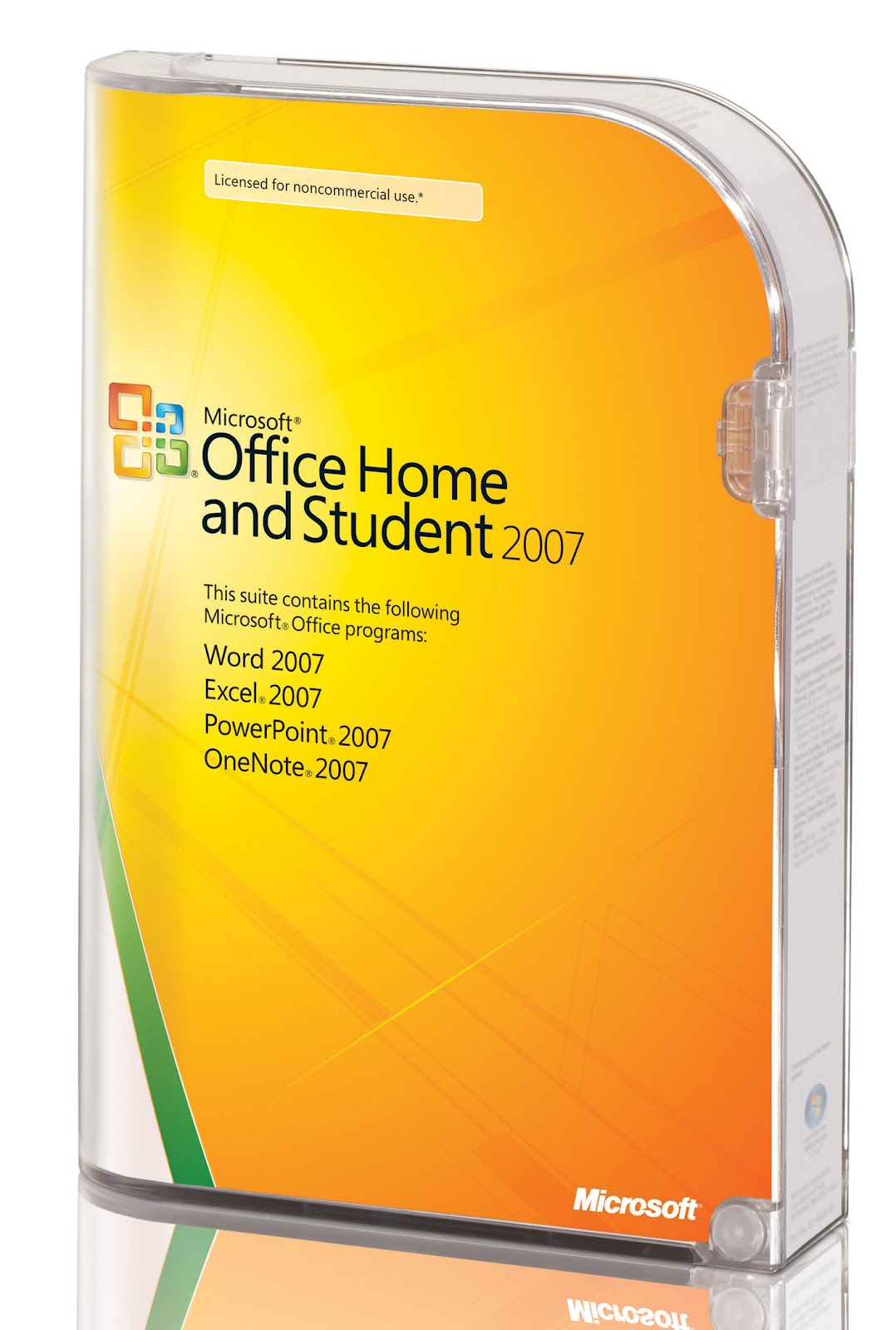 Microsoft Office 2007 Home
