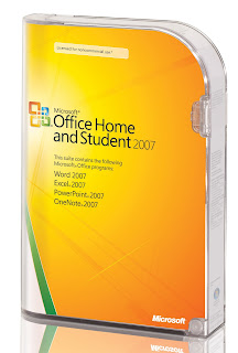 Product Keys for Office 2007 Home and Student Edition