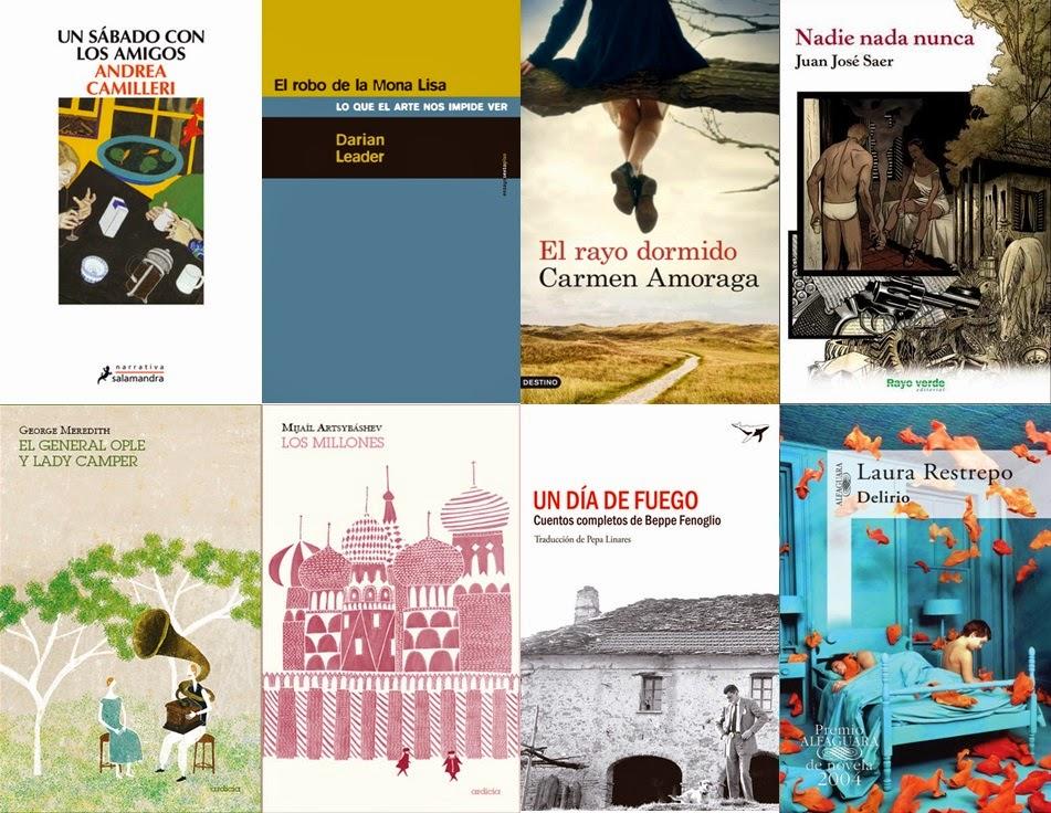 Sorteo de libros 2015