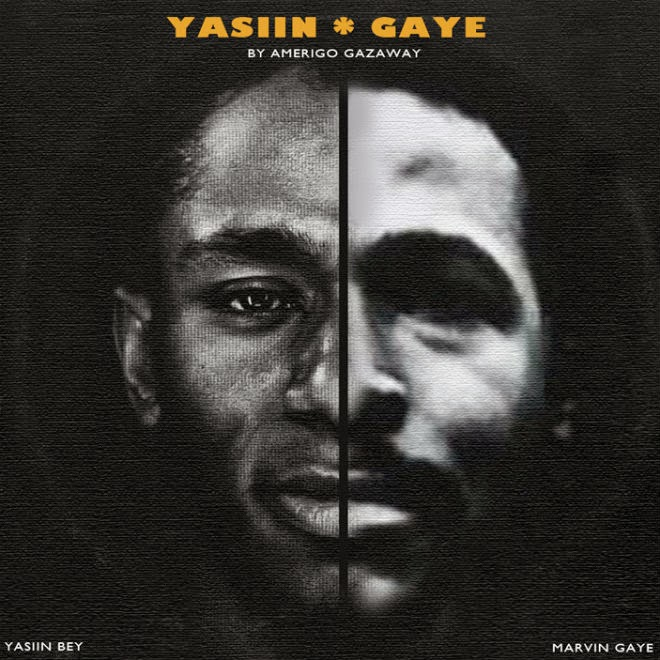 Download the mashup album Yasiin Gaye