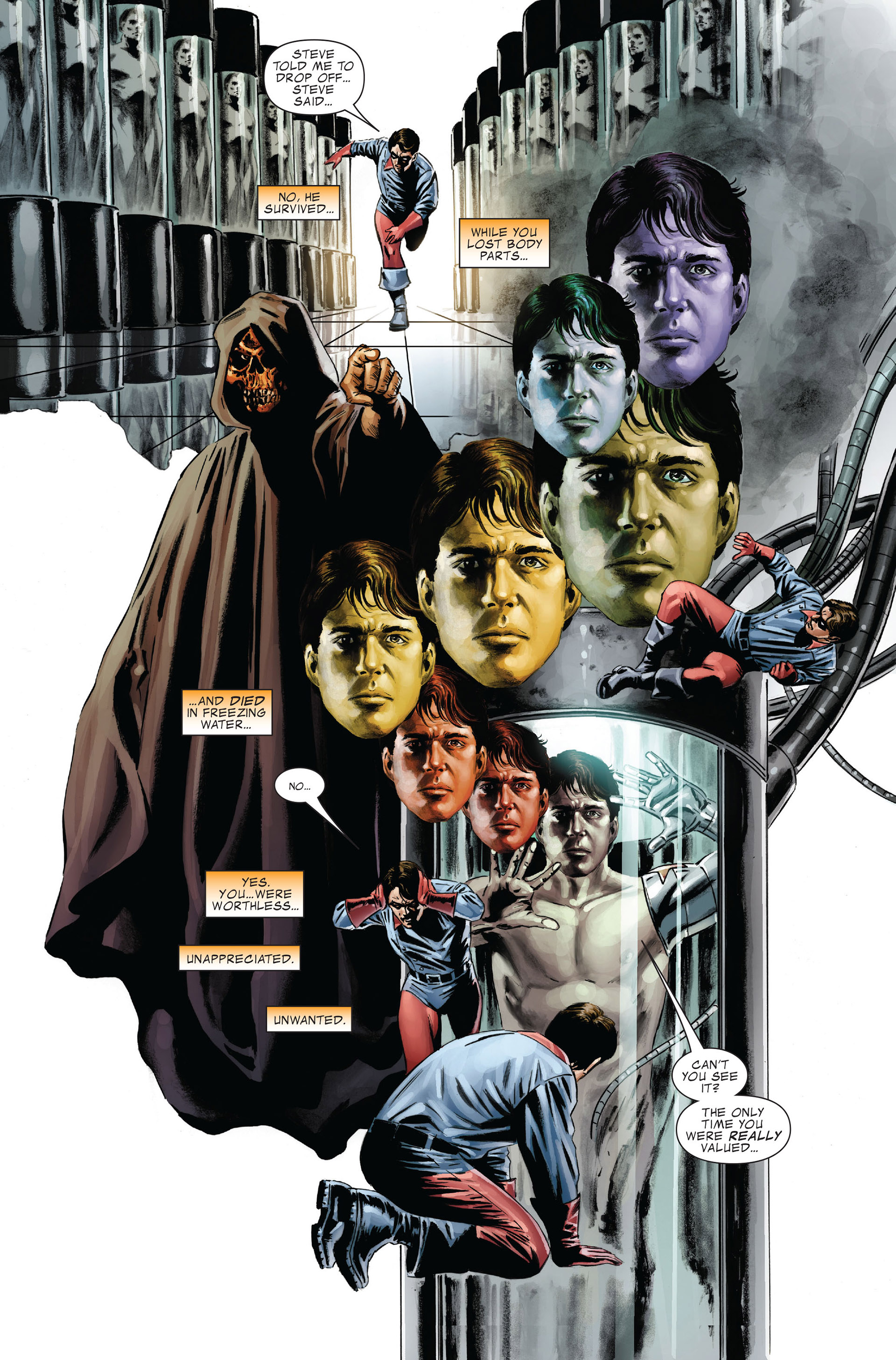 Captain America (2005) Issue #31 #31 - English 21