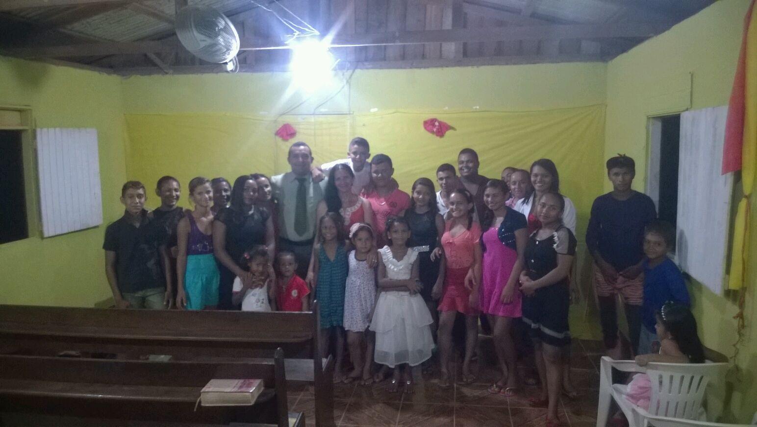 NOSSO MISSIONÁRIO NO AMAZONAS
