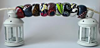 Miry By Carpe Diem ankara wax bangles - iloveankara.blogspot.com