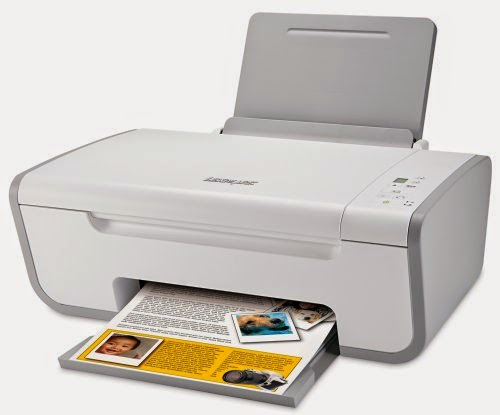 Lexmark X2600 All In One Printer Driver