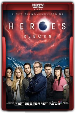 Heroes Reborn 1 Temporada Torrent HDTV