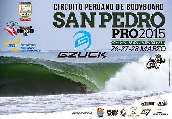 SAN PEDRO PRO 2015