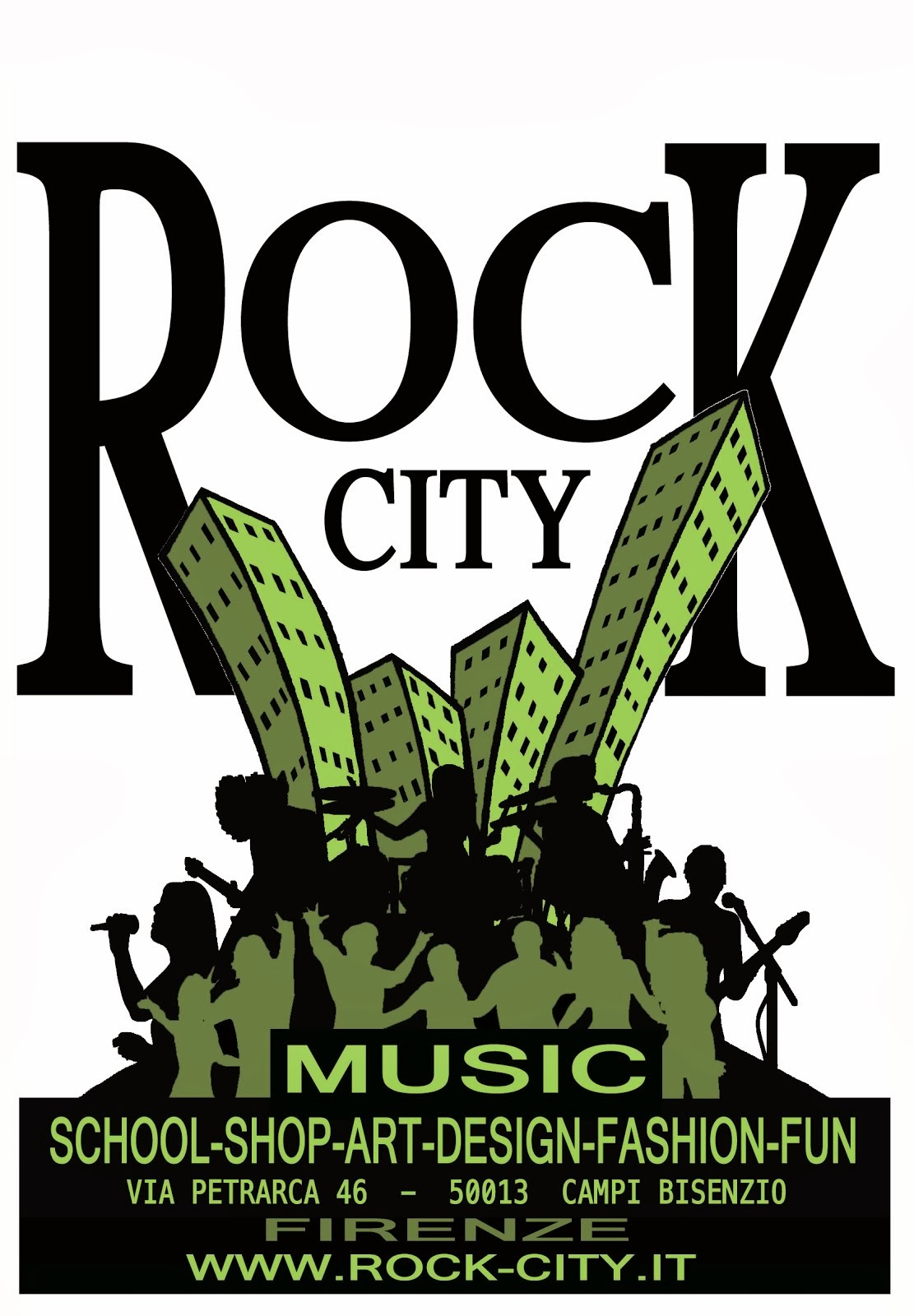 Rock City Music School