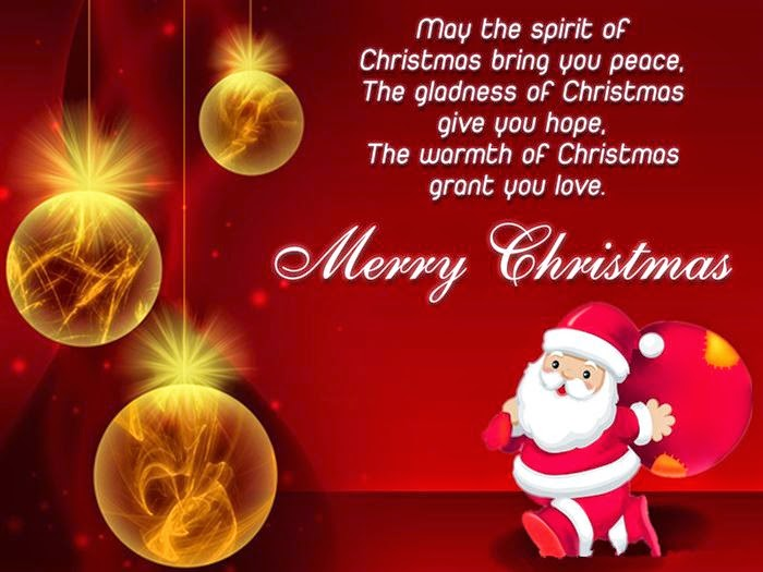 Charming Merry Christmas 2014 Wallpapers Free Download HD