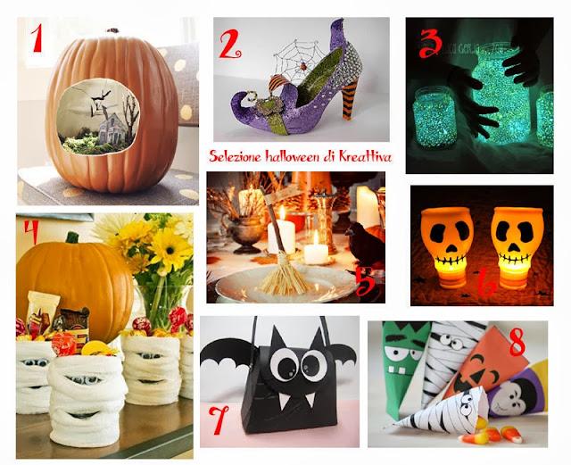 otto idee per halloween e raccolta progetti halloween