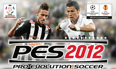 download game PES 2012 Java untuk nokia