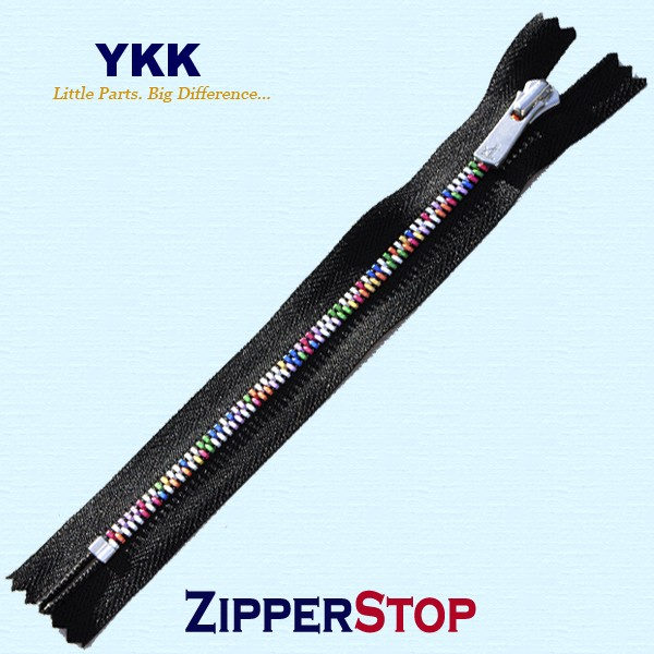 Excella- most expensive metal zipper in the world from YKK Group
