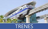 Colección de fotografías e imágenes de trenes, locomotoras, metro y trenes de alta velocidad de levitación magnética - Trains and MagLev