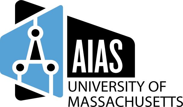 UMass Amherst AIAS Logo