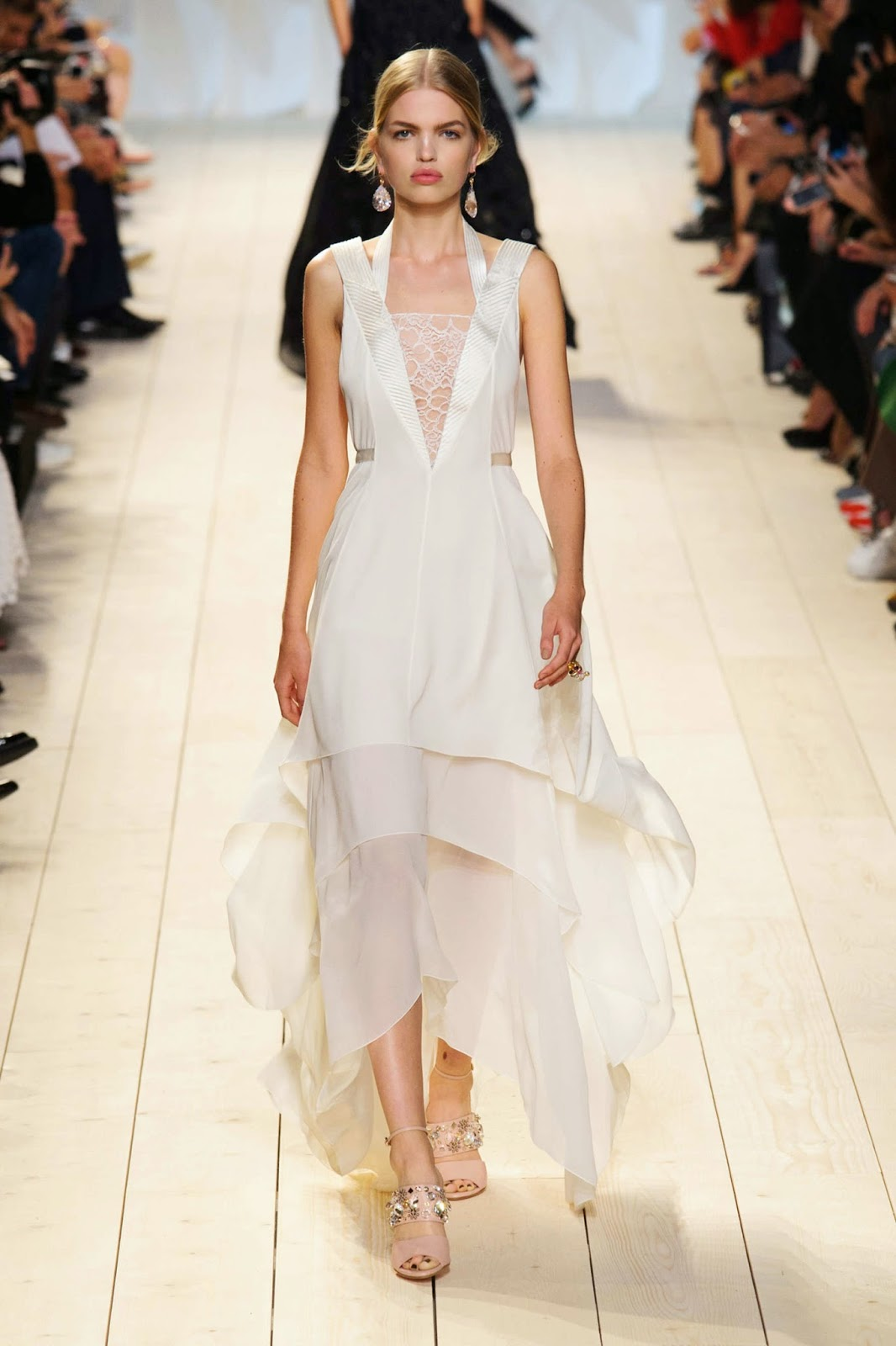 8cd5469f404 Fashion Runway   Nina Ricci Spring 2015 Paris Fashion week   Cool Chic Style  Fashion