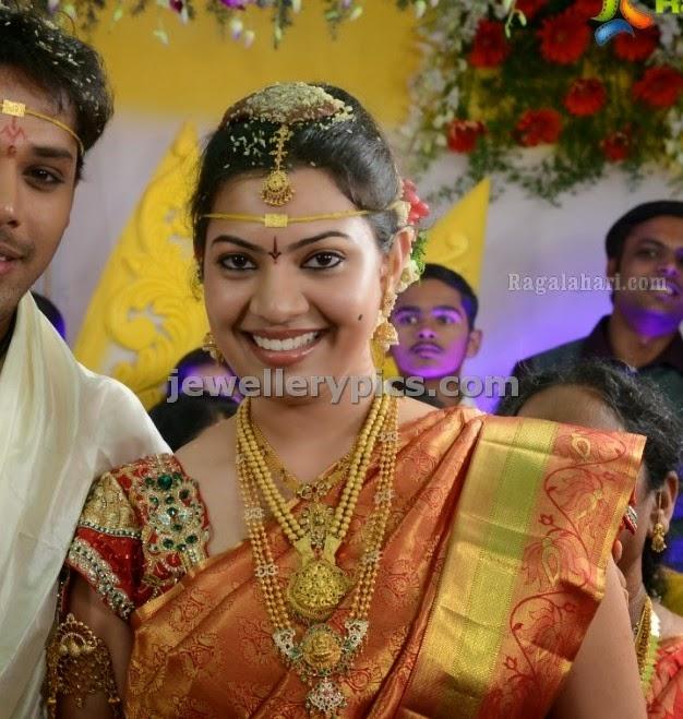 Geetha Madhuri Wedding...