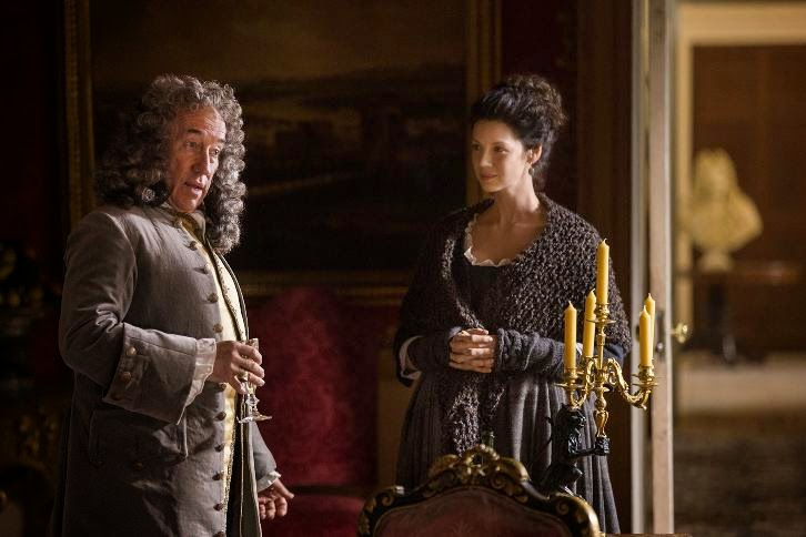 Outlander - By the Pricking of My Thumbs - Advance Preview + Teasers