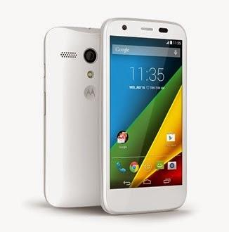 Moto G with 4G LTE, MicroSD Slot