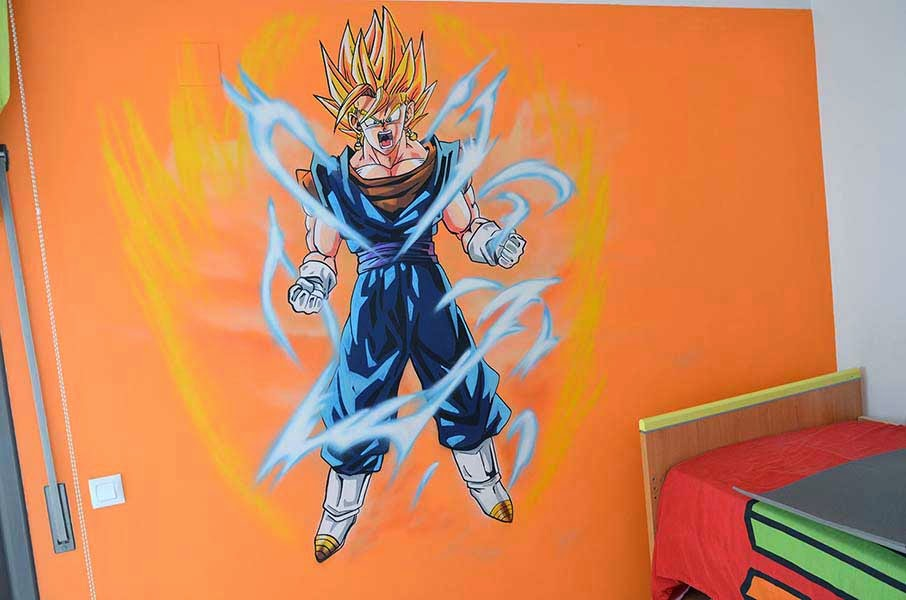 Download image Dbz Color Graffiti PC, Android, iPhone and iPad ...