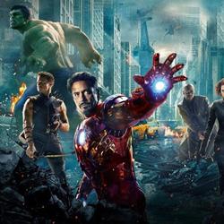 Las 10 películas mas descargadas durante 2012 - Los Vengadores