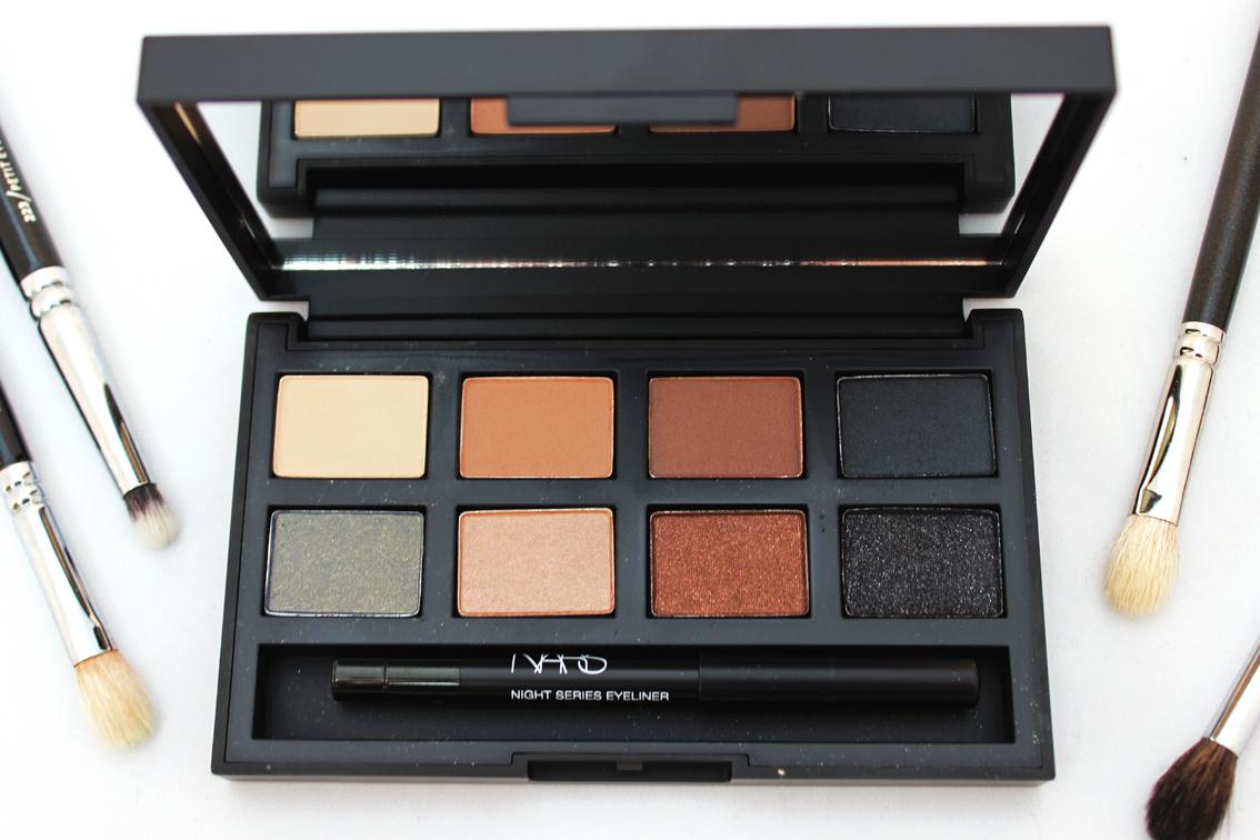 Narsissit Matte/Shimmer Eyeshadow Palette