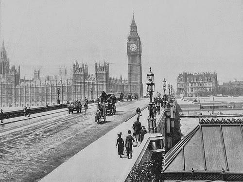 Londres a finales del siglo XIX