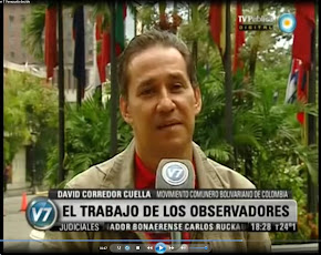 MSBColombia en Canal 7 Argentina