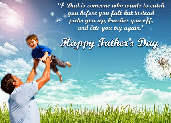 Happy fathers day wishes sayings