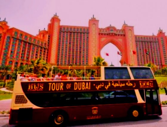 Big Bus Tour in Dubai