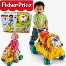 Fisher-Price Toys Minimum 50% Off starts from Rs.124 @ Amazon