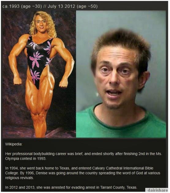 Jangan Terkejut Lihat Kesan Selepas 20 Tahun Pengunaan Steroid
