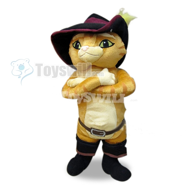 Puss In Boots Plush8