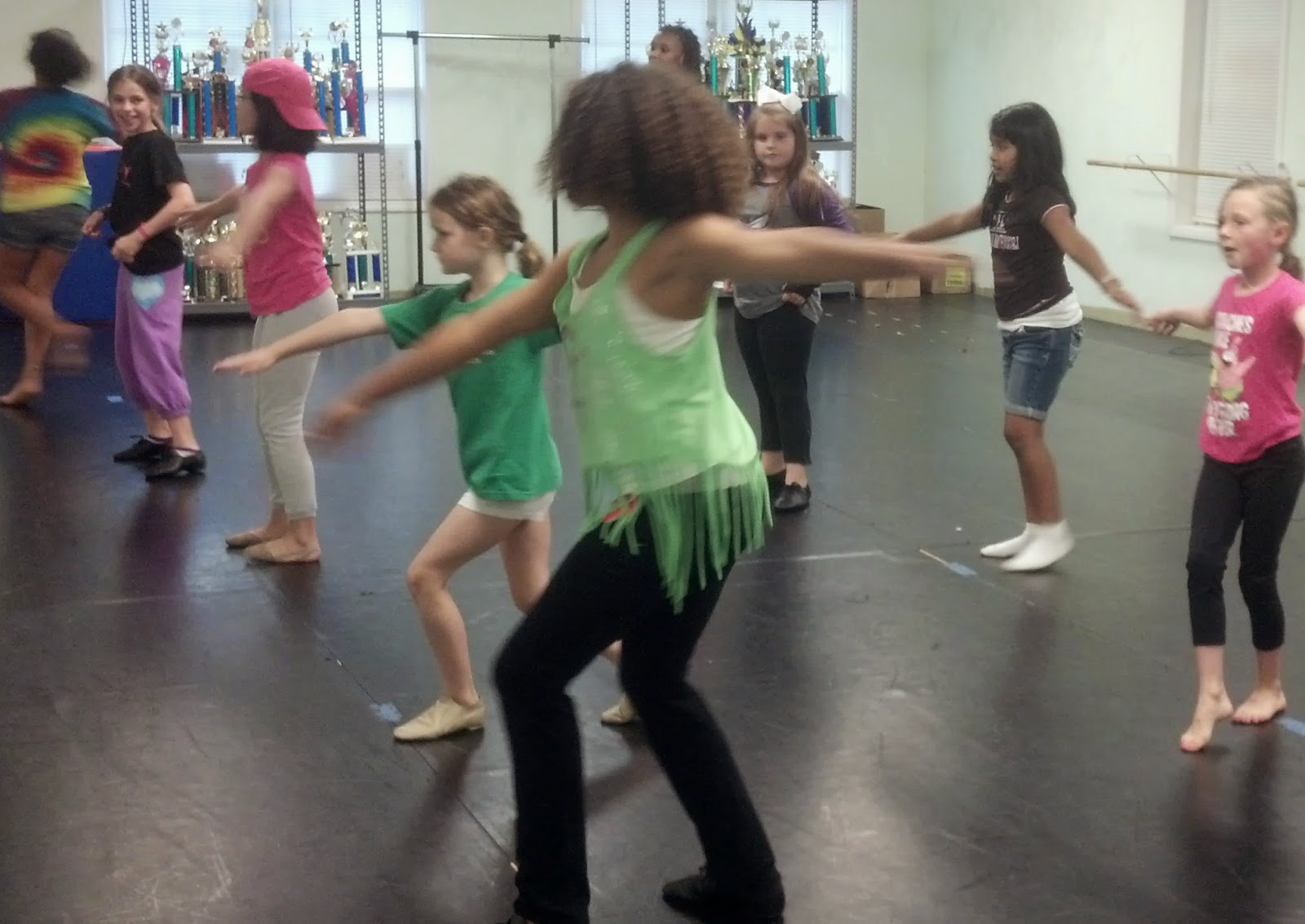 plaza midwood charlotte dance classes kids
