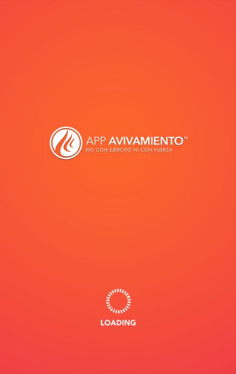 Cargando App Android