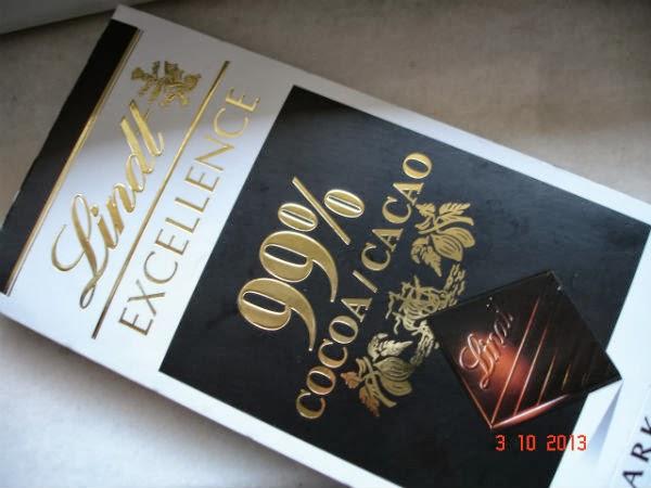 Mama ciocolatelor - Lindt 99% cacao
