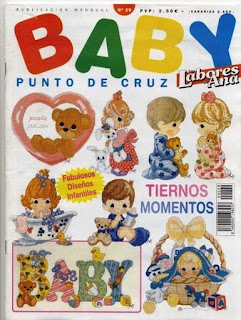 Revista Labores de Ana - Precious Moments