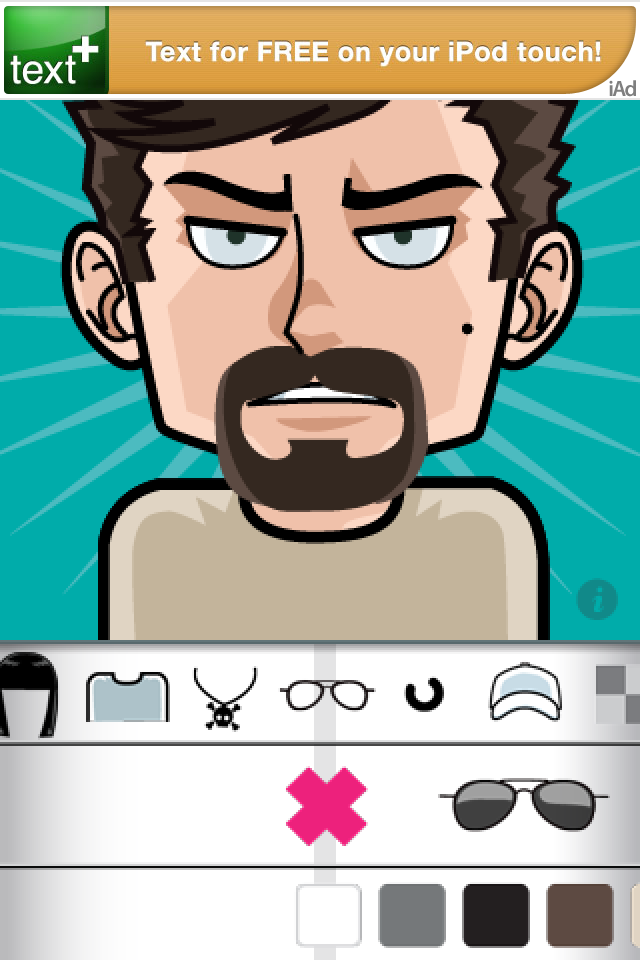 Free Character Design App : App la mode face your manga avatar creator free
