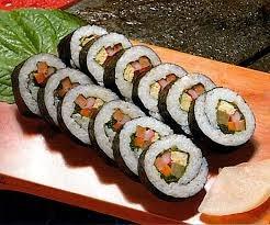 Resep Masakan Korea Kimbab: