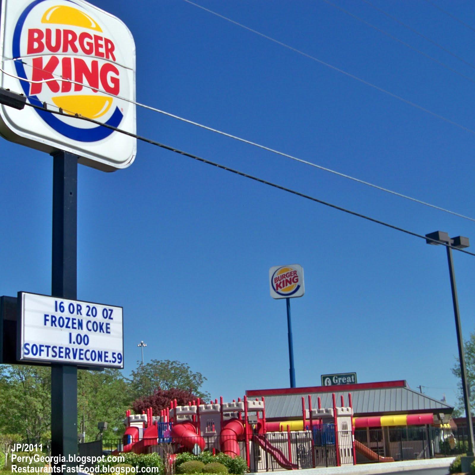Restaurant Fast Food Menu McDonald's DQ BK Hamburger Pizza Mexican Taco BBQ Chicken Seafood ...