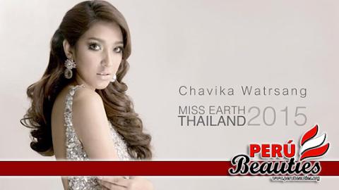 Miss Earth Thailand 2015