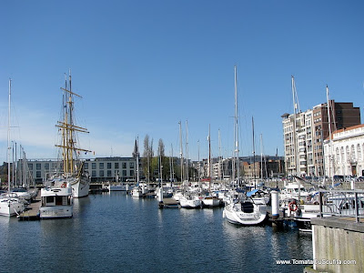 port in Oostende