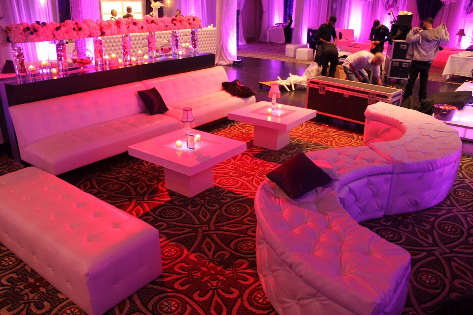 Lounge And Furniture Rental.(All By Us).