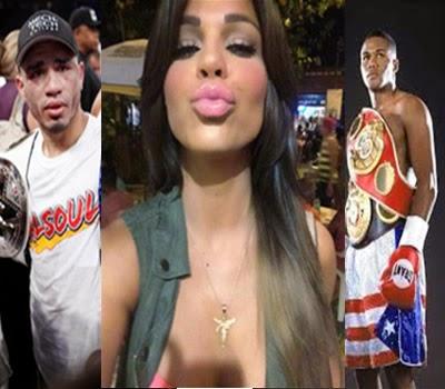 Bebe Maldonado Defiendo a Dos Glorias del Boxeo Puertorriqueño