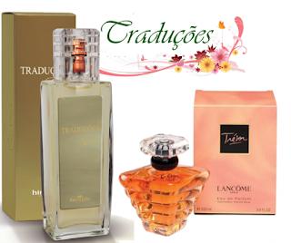 Perfume Hinode Tresor - Traduções Gold nº 37 Feminino