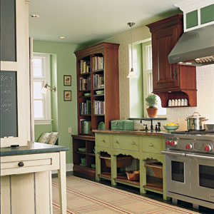 Antique Kitchen Cabinetry
