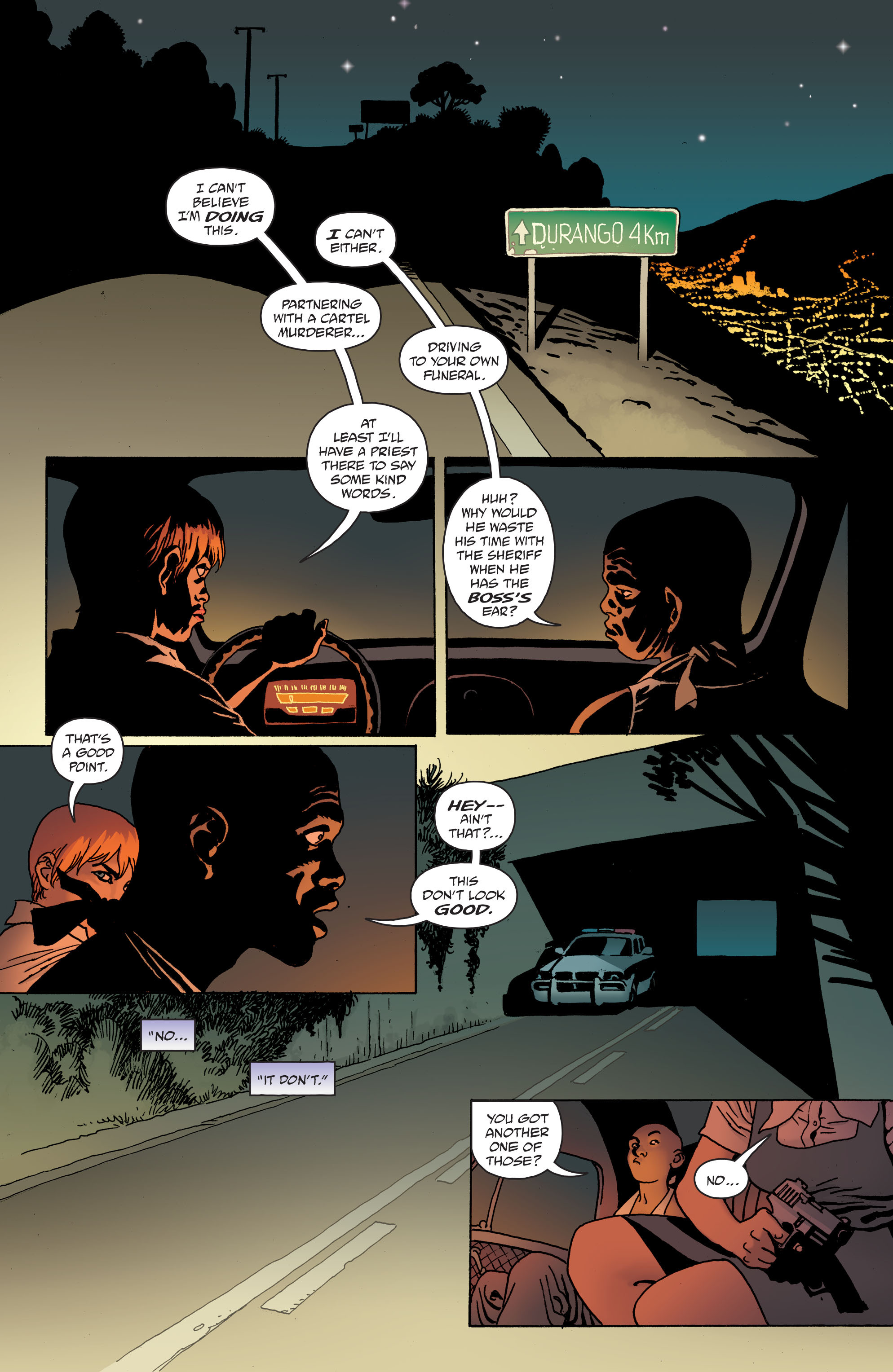 100 Bullets: Brother Lono Full Page 154