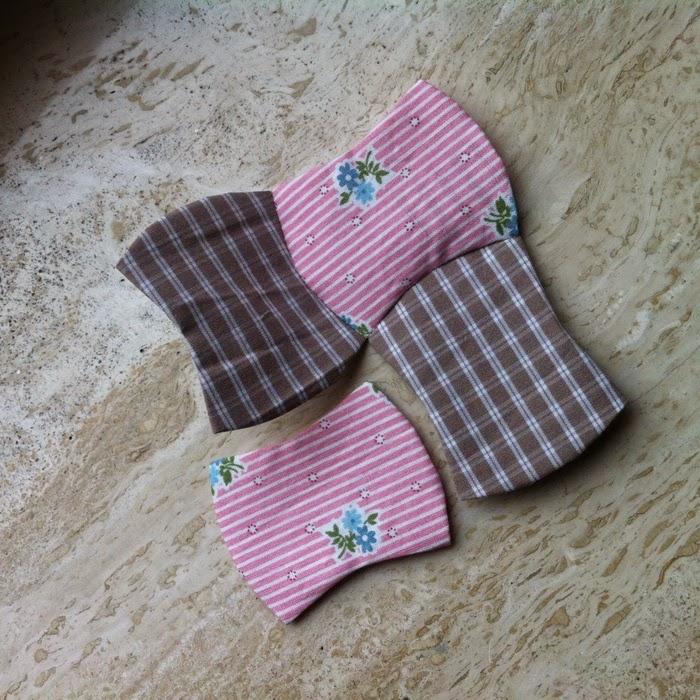 English paper piecing naaien van intersecties