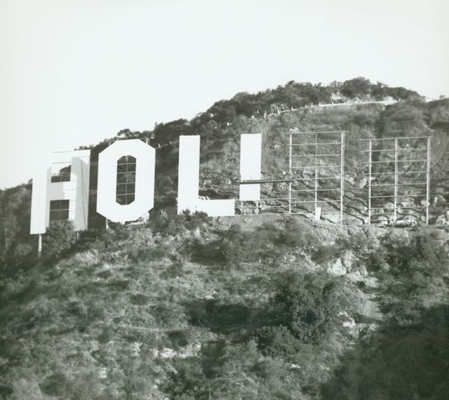 Fascinating Historical Picture Of Hollywood Sign In 1923