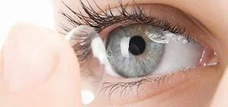 Geger ! Dampak Buruk Memakai Kontak Lensa dan Cara Mencegah Infeksi Mata