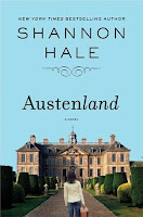 Book cover of Austenland by Shannon Hale